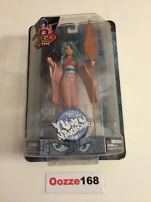 BOTAN Action figure IF LABS Yu Yu Hakusho's 2 Ghost Files ANIME VHTF NEW IN BOX