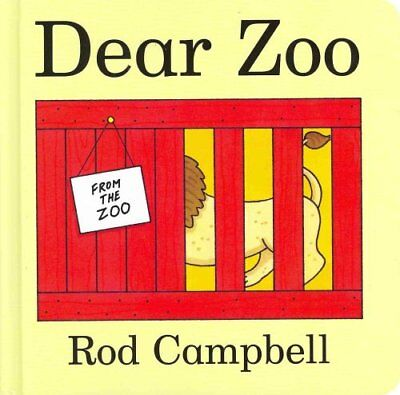 Dear Zoo by Rod Campbell 9780230747722 (Board book, 2010)