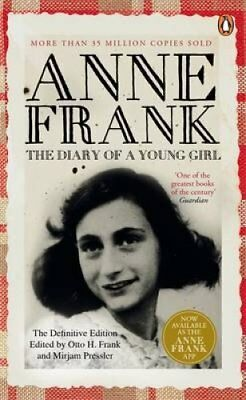 The Diary of a Young Girl The Definitive Edition by Anne Frank 9780241952436