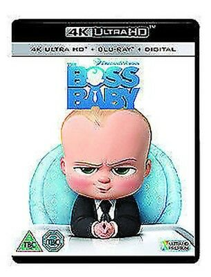 The Boss Baby 4K Ultra HD NEUF 4K UHD (6536606000)