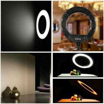 "8"" LED Dimmable Photography Ring Light Light Continuous Photo Lighting"