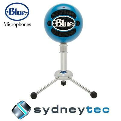 New Blue Microphones Snowball Professional USB Microphone - Blue