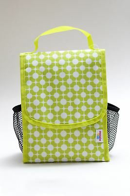 Cooler Bag  Fill N Squeeze PEVA Lined Insulated Lunch Bag Large Capacity