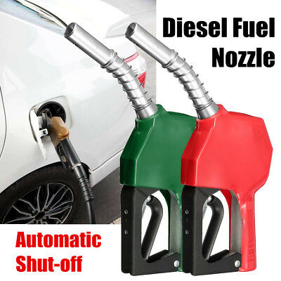 Aluminum Refuelling Dispensing Petrol Fuel Diesel Nozzle Automatic Shut Off