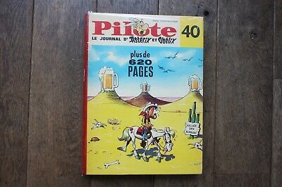 Album Pilote N°40/n°510 A 522/be+/tbe/blueberry Valerian/complet