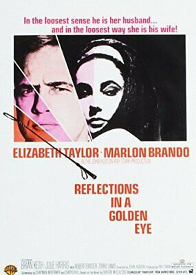 Reflections In A Golden Eye [DVD] NEW!