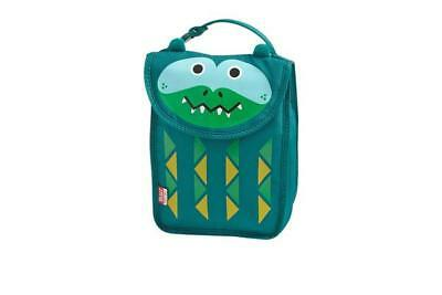 BUILT NY Big Apple Buddies Lunch Sack Alligator