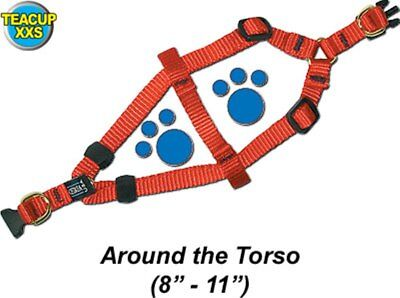 Step-In Pet / Dog Harness - Teacup Extra Small - Assorted colors - PTH38SAH2