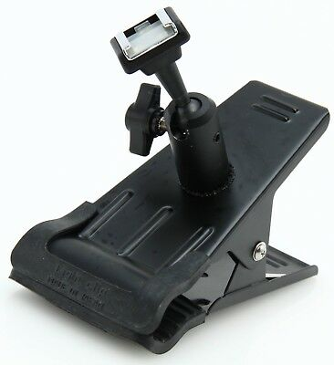 Light clip Multi-functional Clamp Clip W/ adjustable Cold Shoe Mount  370624