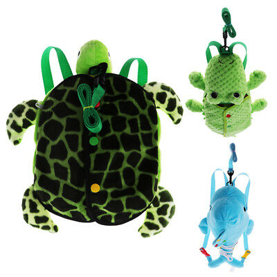 Kids Baby Safety Harness Backpack Leash Child Toddler Anti-lost Crocodile Bag