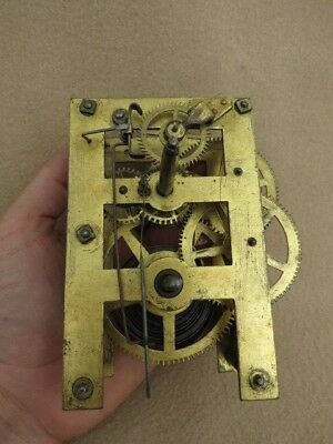 Antique American? Clock Movement