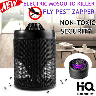 Electric Mosquito Killer Fly Pest Bug Insect Trap Zapper LED Night Lamp USB GO