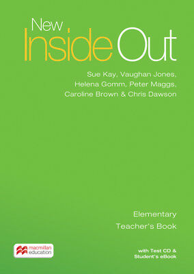 Sue Kay / New Inside Out. Elementary. Teacher's Book with eb ... 9783192729706