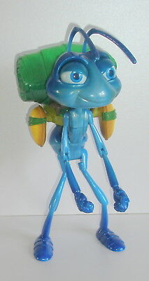 "Disney Pixar 1998 Talking Moving Flick 14"" Figure A Bugs Life Various Phrases"