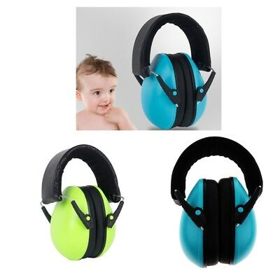 2xPREMIUM KID EAR DEFENDERS PROTECTORS EAR MUFFS HEADPHONE TYPE NRR 21DB