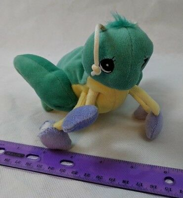 Precious Moments Tender Tails GRASSHOPPER Insect Bug Beanbag Plush by Enesco