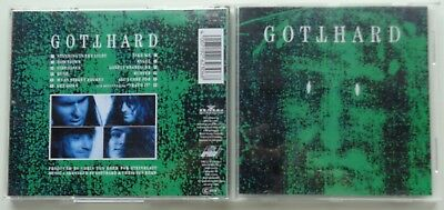 CK4	Gotthard	s/t	(262 306)	German 12 Track CD incl. 1 Bonus Track (That's it)