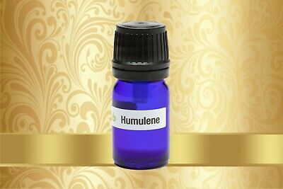HUMULENE - RAW Natural Terpenes Steam Distilled Therapeutic Food Grade Made USA
