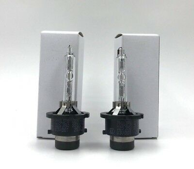 2x New OEM Philips 6000K D2S HID Xenon Bulb for 07-09 Nissan 350Z 26297-9F510