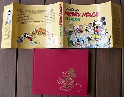 Buy Mickey Mouse In Color get 27 MM + 1 GA FREE! 1986-91, VF 8.0 ave, $178 value
