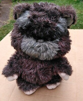 "Star Wars Paploo the Ewok 1984 Kenner 15"" Plush Stuffed Animal w/Tag Collectible"