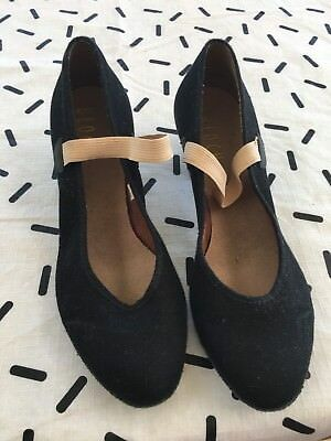 Bloch Character Shoes