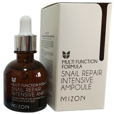 Mizon Snail Repair Intensive Ampoule 30ml Renewal Free gifts