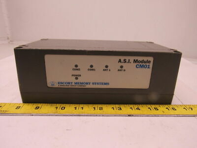 Escort Momory Systems CM01 A.S.I Interface Module 20-28VDC