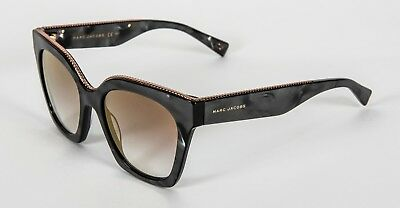 919449e5ff348 MARC JACOBS MARC 162 S 0C8W Mother Of Pearl Gray Mirror Sunglasses 52-19