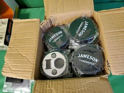 Jameson Irish Wiskey Caskmates Magnetic Bottle Opener New In Package