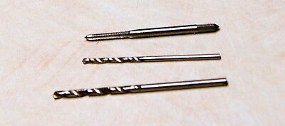 USA Shipping - M2 Tap & 1.6mm 2.2mm Drill Set