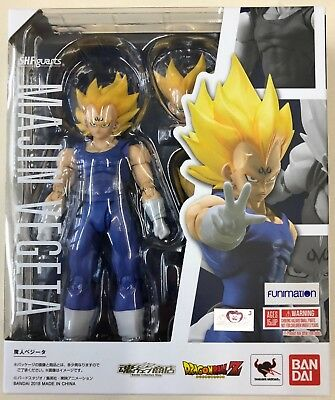 S.H.Figuarts Majin-Vegeta Dragon Ball Z Action Figure Tamashii Bandai IN STOCK