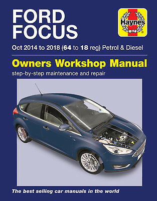 ford focus 2004 service manual