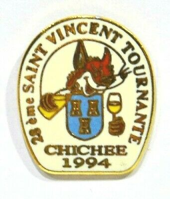 Pins Vin Wine St Vincent Tournante 89 Chichee Chablis 1994 Renard Fox