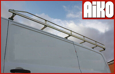 Ford Transit Custom roof rack 5 bar modular rack with rear roller SWB TCX516