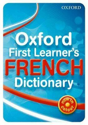 Oxford First Learner's French Dictionary 9780199127436 (Paperback, 2010)