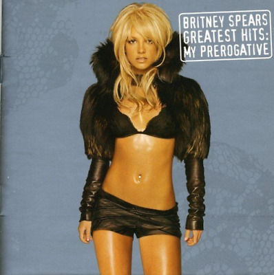 Britney Spears-Greatest Hits: My Prerogative  CD NEW