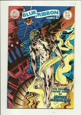 Blue Ribbon Comics # 3  Near Mint Minus Condition!!!