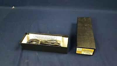 Vintage Simpson No. 00433 Radio Frequency Probe for 360-2 460-3 464 465 w Box LN