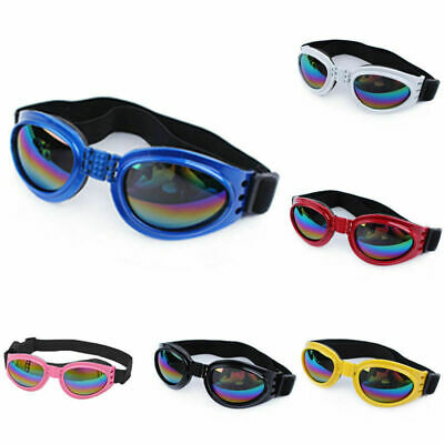 Fashion Dog Eye Protection Doggles Goggles Sunglasses Cute Pet Anti-wind