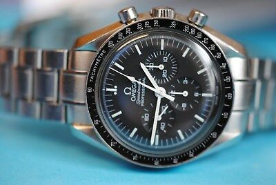 Omega Speedmaster professional First watch on the Moon mit Stahlband