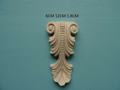 Decorative wooden corbel drop furniture moulding applique furniture F355