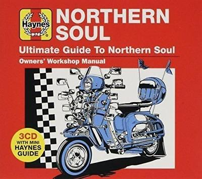 Haynes Ultimate Guide To Northern Soul - Various (NEW 3CD)