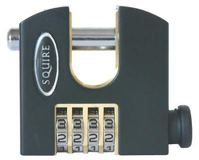 Stronghold High-Security Recodeable 4-Wheel 65mm Combination Padlock
