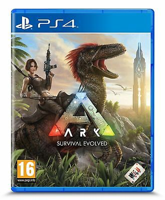 ARK Survival Evolved PS4 Brand New Sealed Official Sony PlayStation 4 UK