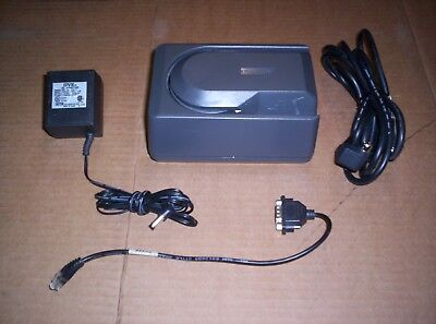 Magtek Check Scanner with PS & Cable 22522003 Rev-AN Guaranteed