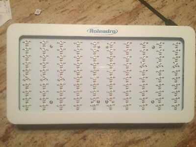 Roleadro dimmbare LED Pflanzenlampe, Grow Lampe 300w mit  IR UV 9 Band