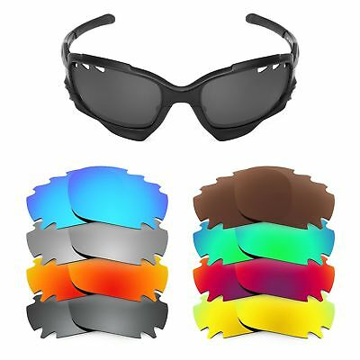 Revant Vented Lenses for Oakley Racing Jacket Asian Fit Multiple Options