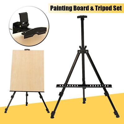 adjustable display boards tripod easel stand drawing art artist
