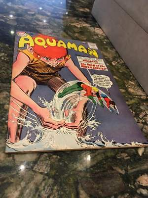 Aquaman #10 1963 War Of The Water Sprites
